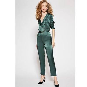 NWT Free People I Am A Women Jumpsuit Wilderness